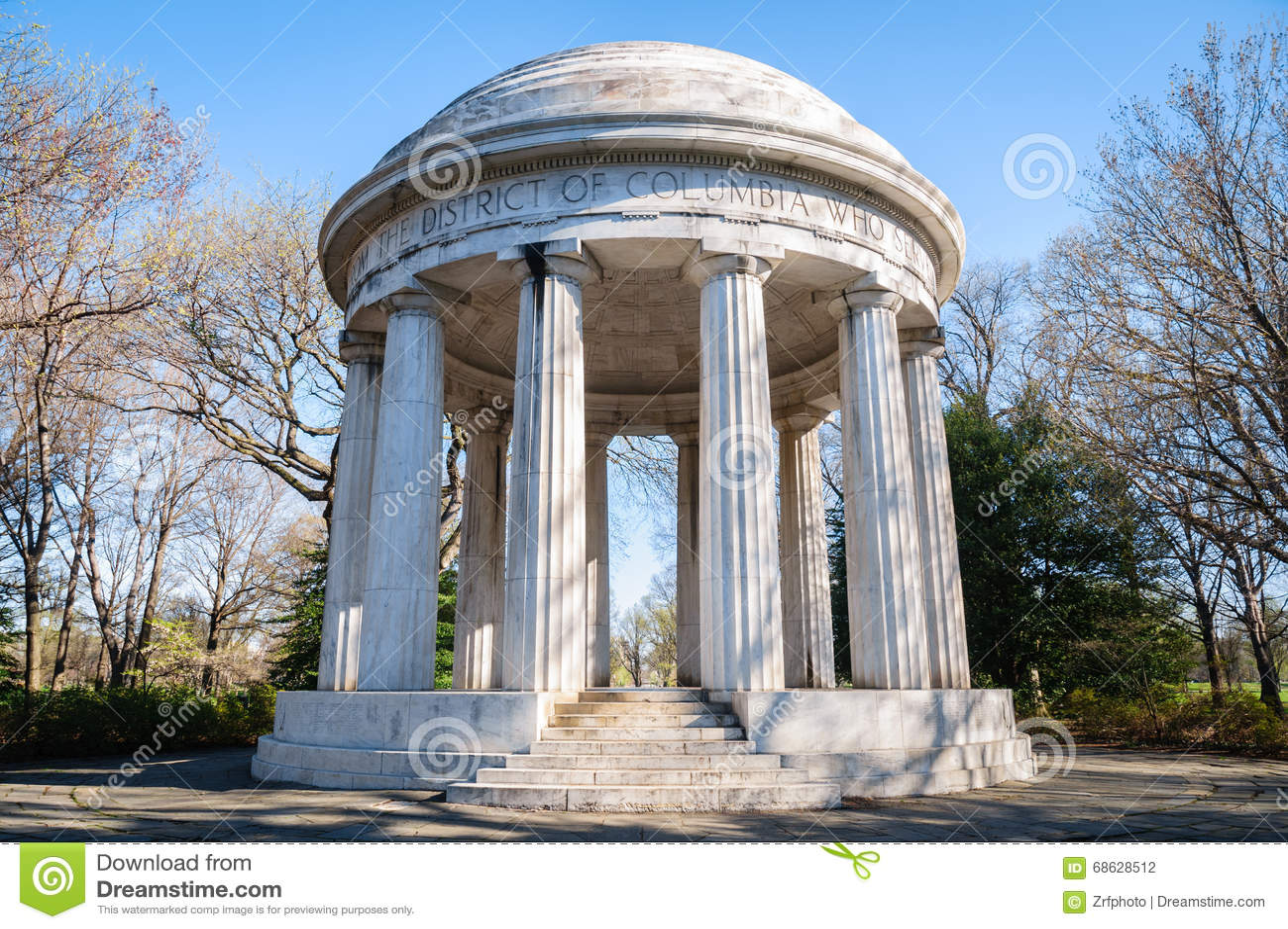 Mémorial de Première Guerre Mondiale