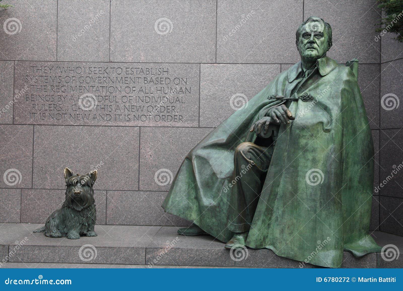 Mémorial de Roosevelt
