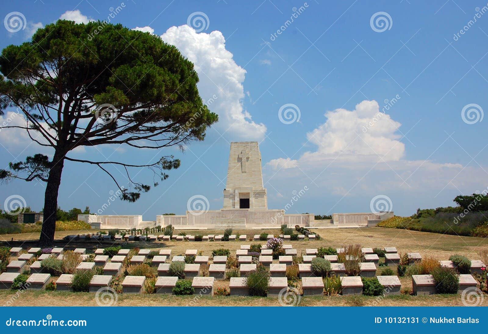 Mémorial Gallipoli d Anzac