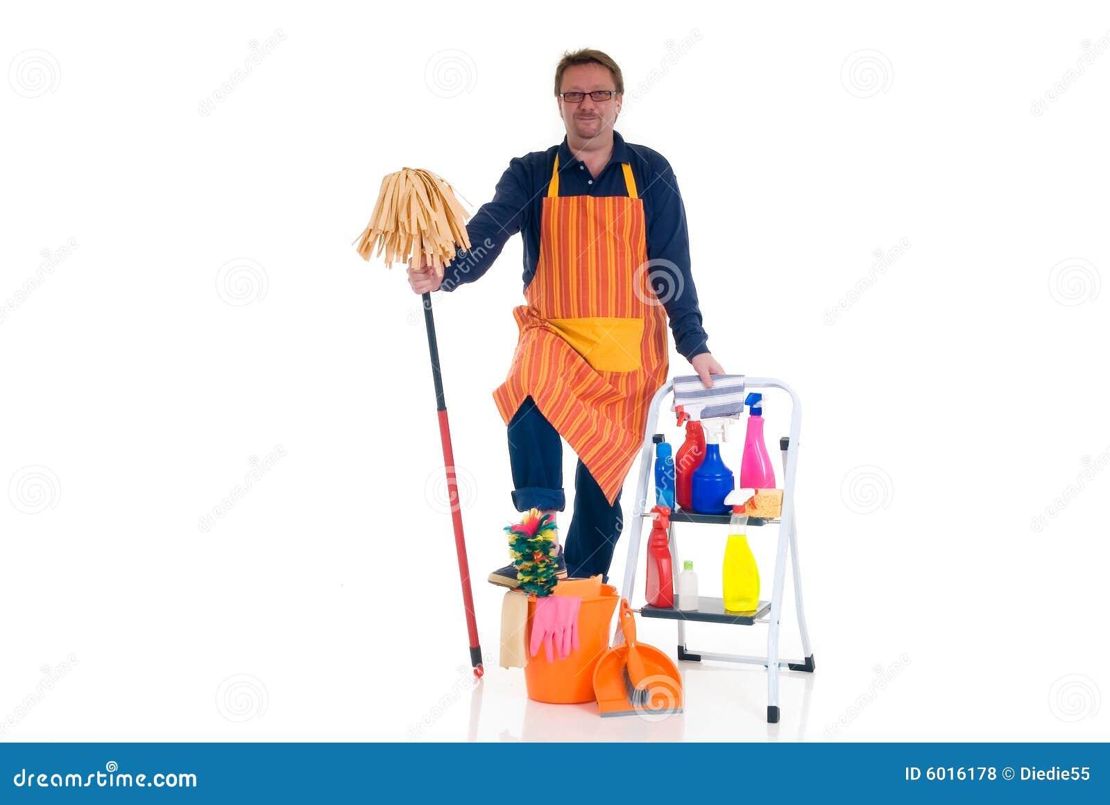 Ménage par l homme