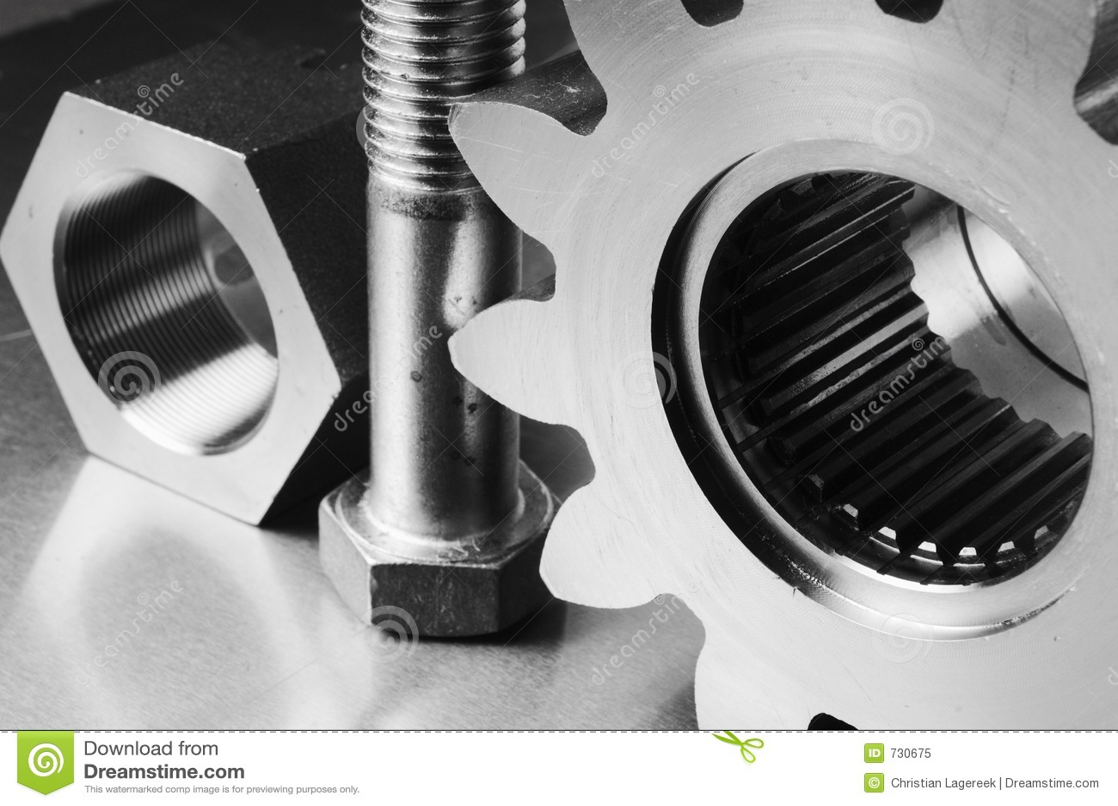 Ménagerie ultramoderne de mécanicien