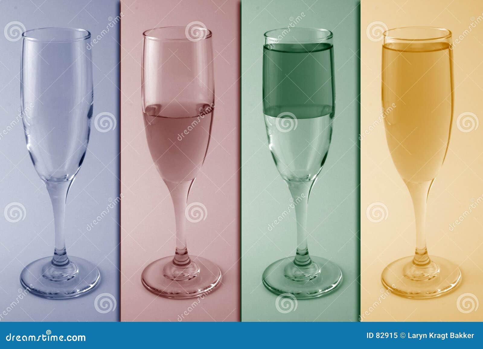 Métaphore/concept en verre de vin
