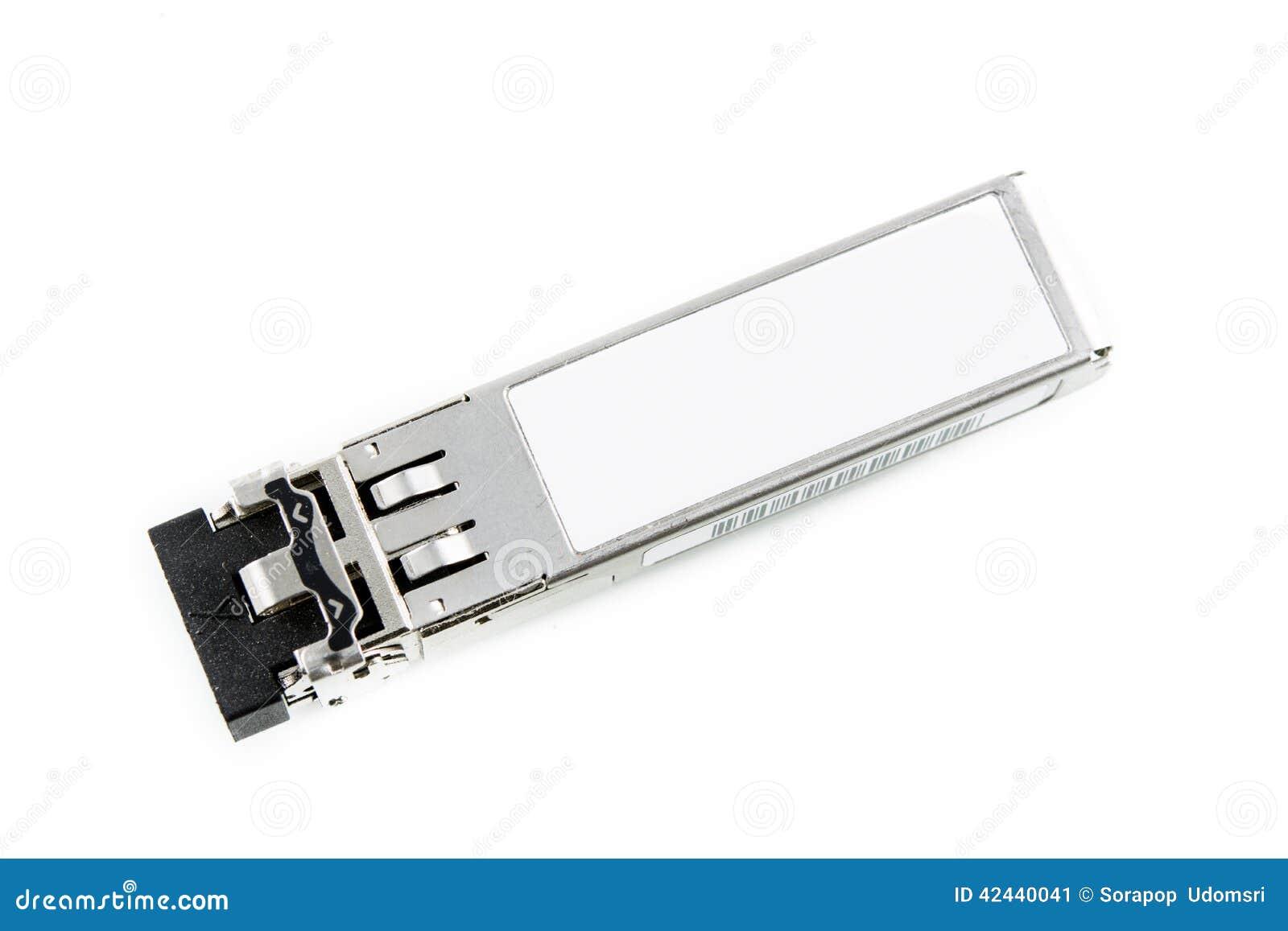 Módulo óptico de SFP del gigabit para el interruptor de red aislado