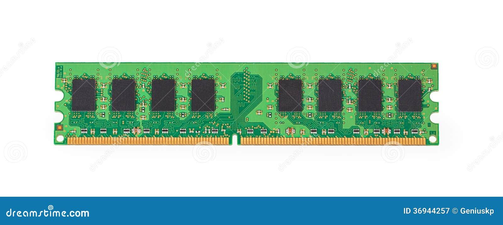 Módulo de la memoria DDR2