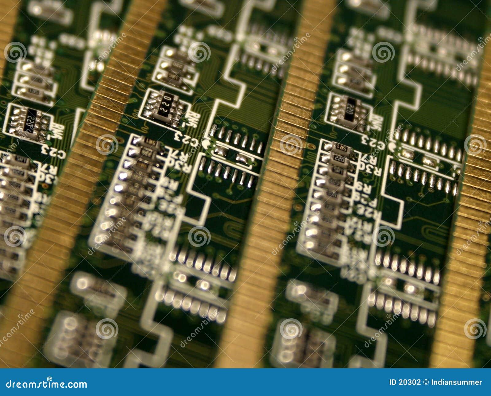 Módulos da memória de computador III