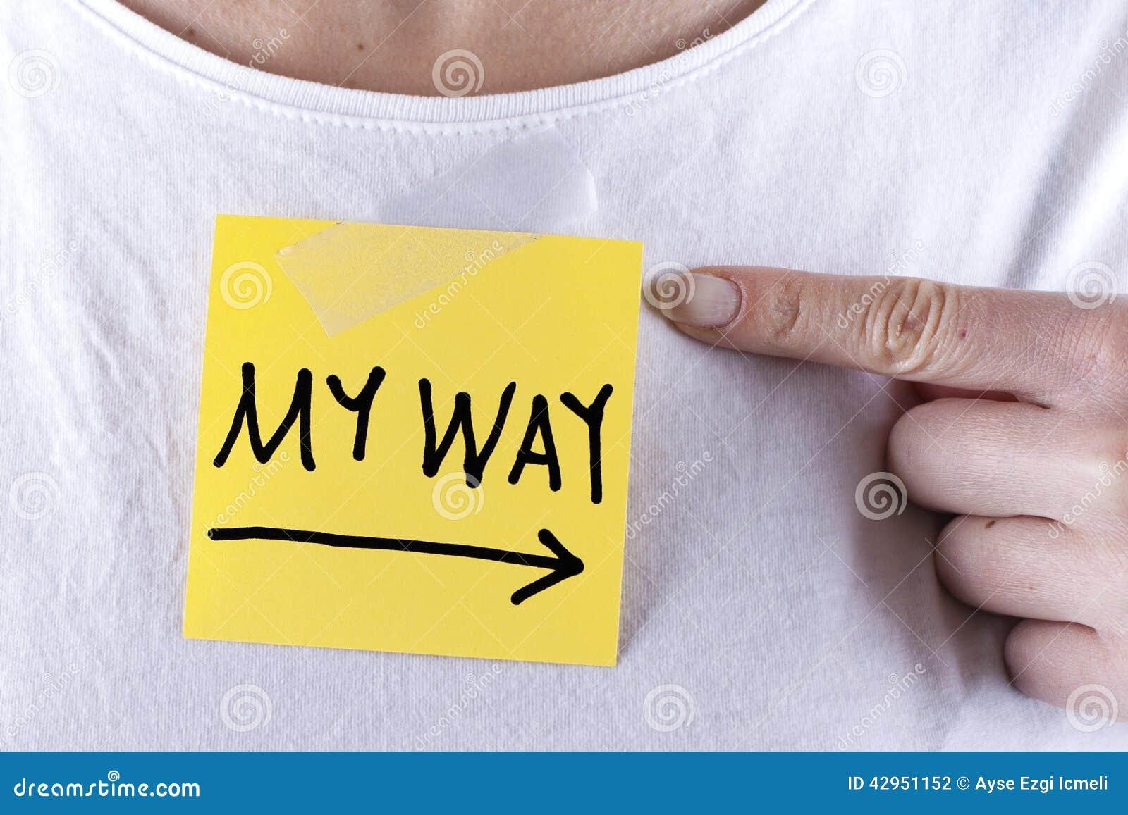 Mój sposób