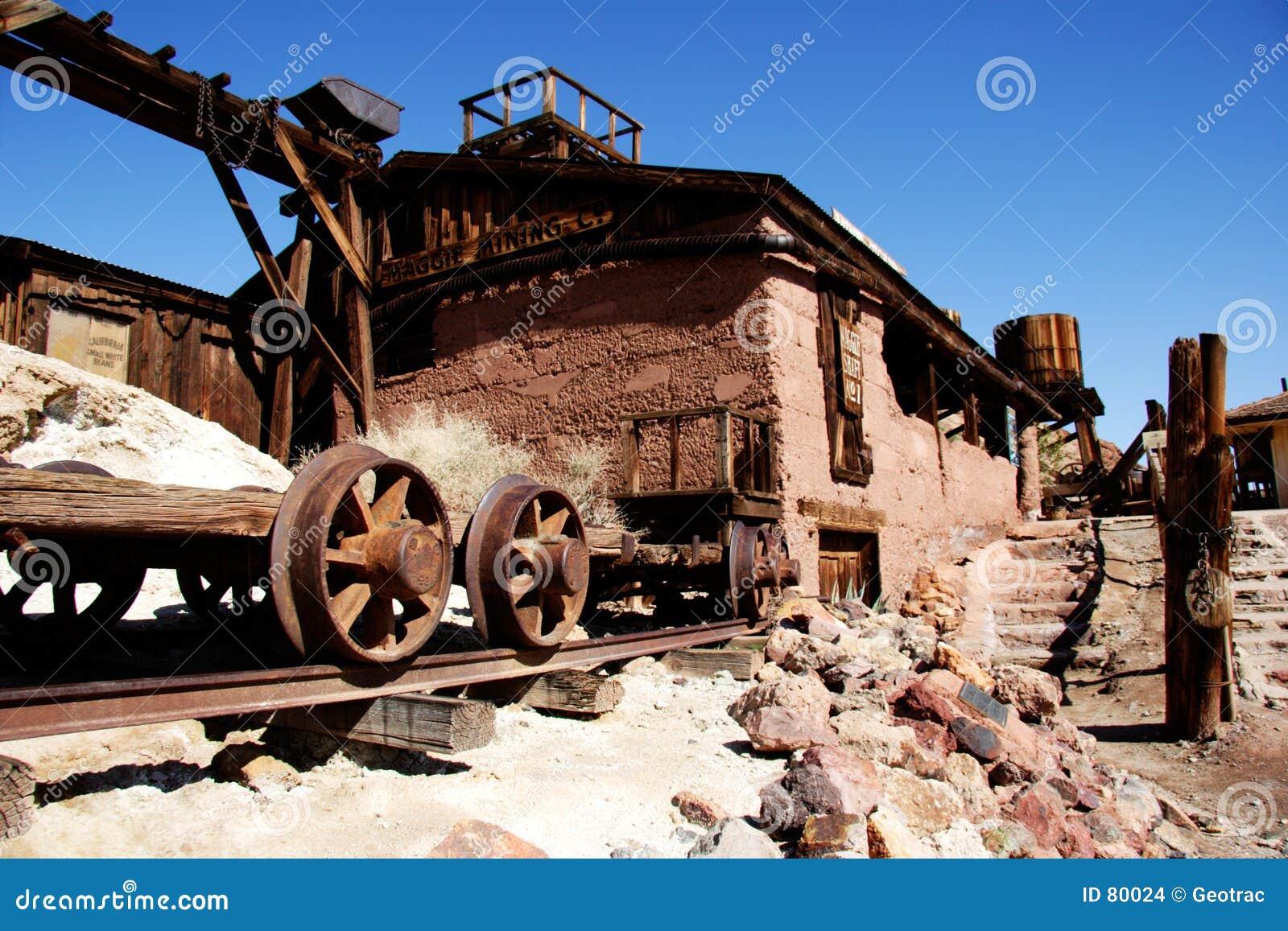 Mój stary transportu przemysłu