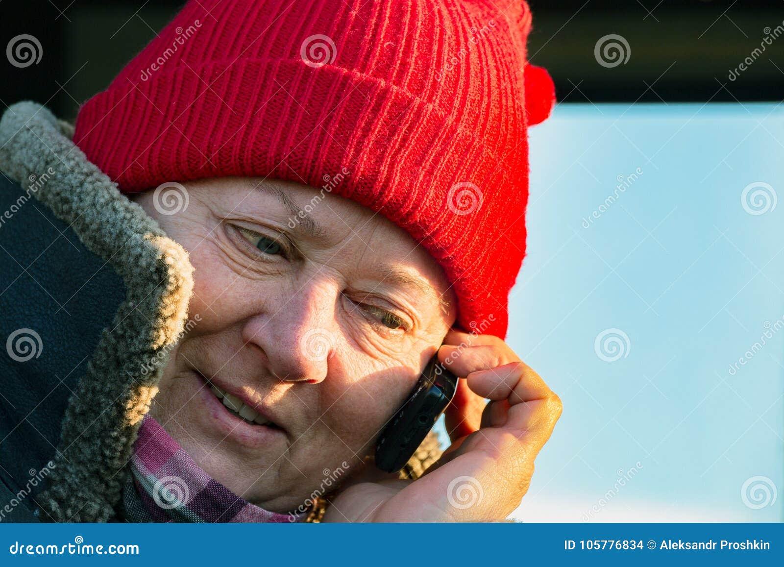 Mów telefonu kobiety