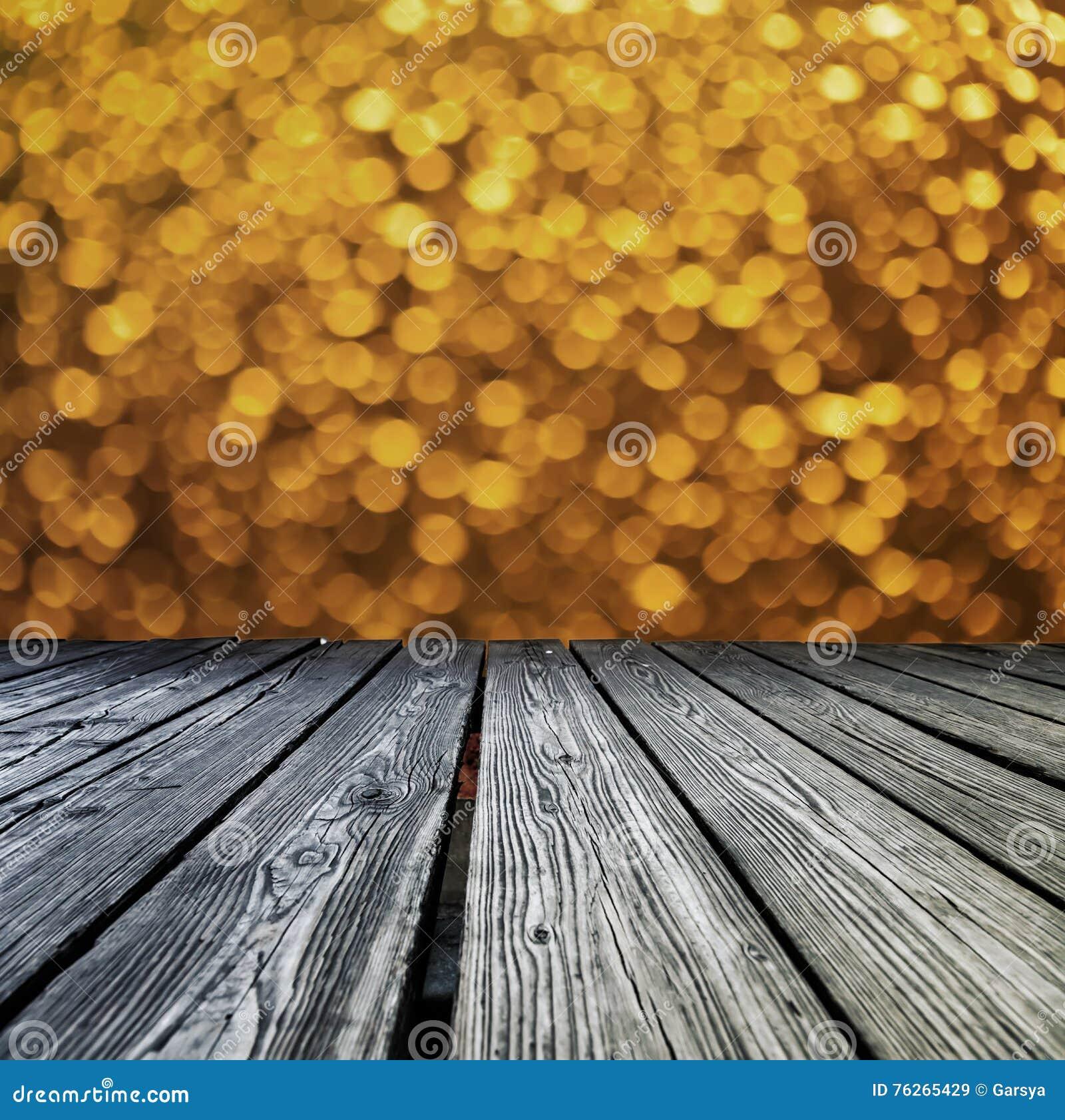 Mównica robić drewniane deski