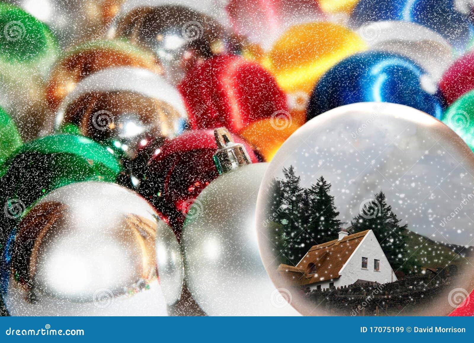 Möchte zu Hause für Weihnachten sein