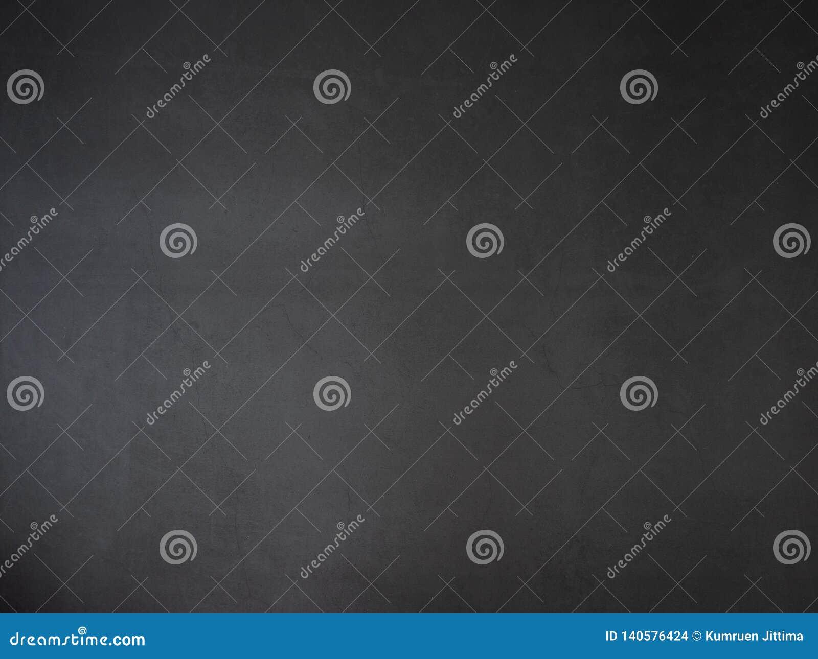 Mörk grå svart tavla för bakgrund