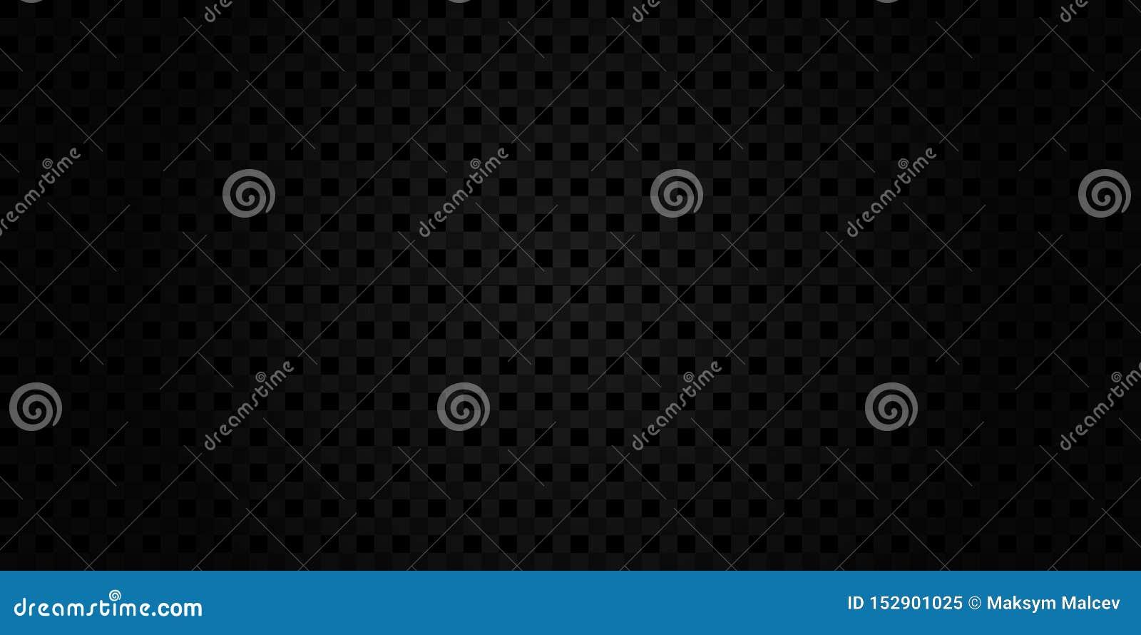 Mörk svart geometrisk rasterbakgrund