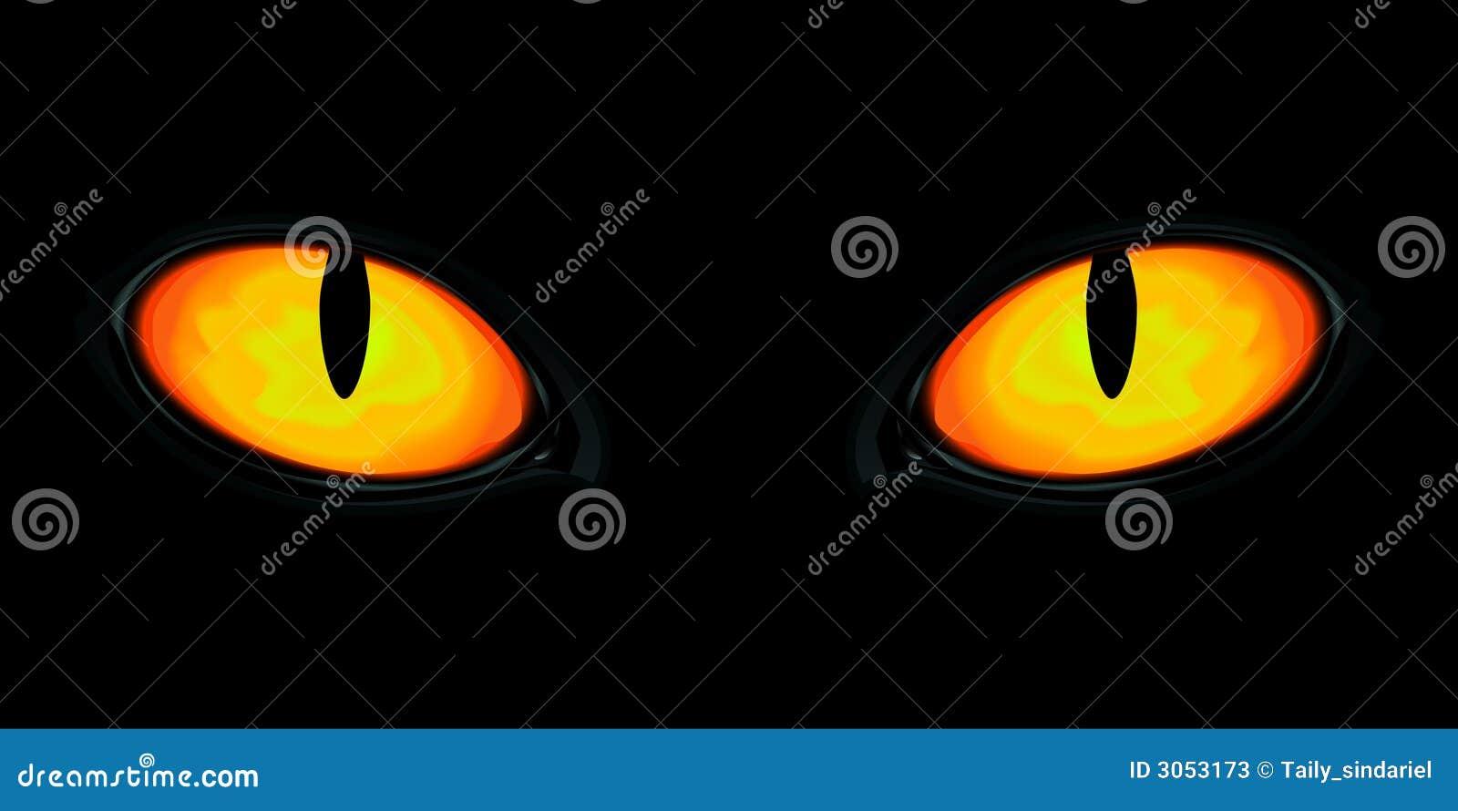 Mörka ögon
