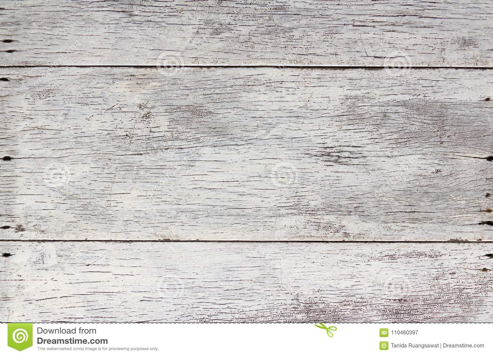 Mörkt vitt trä som textureras för bakgrund