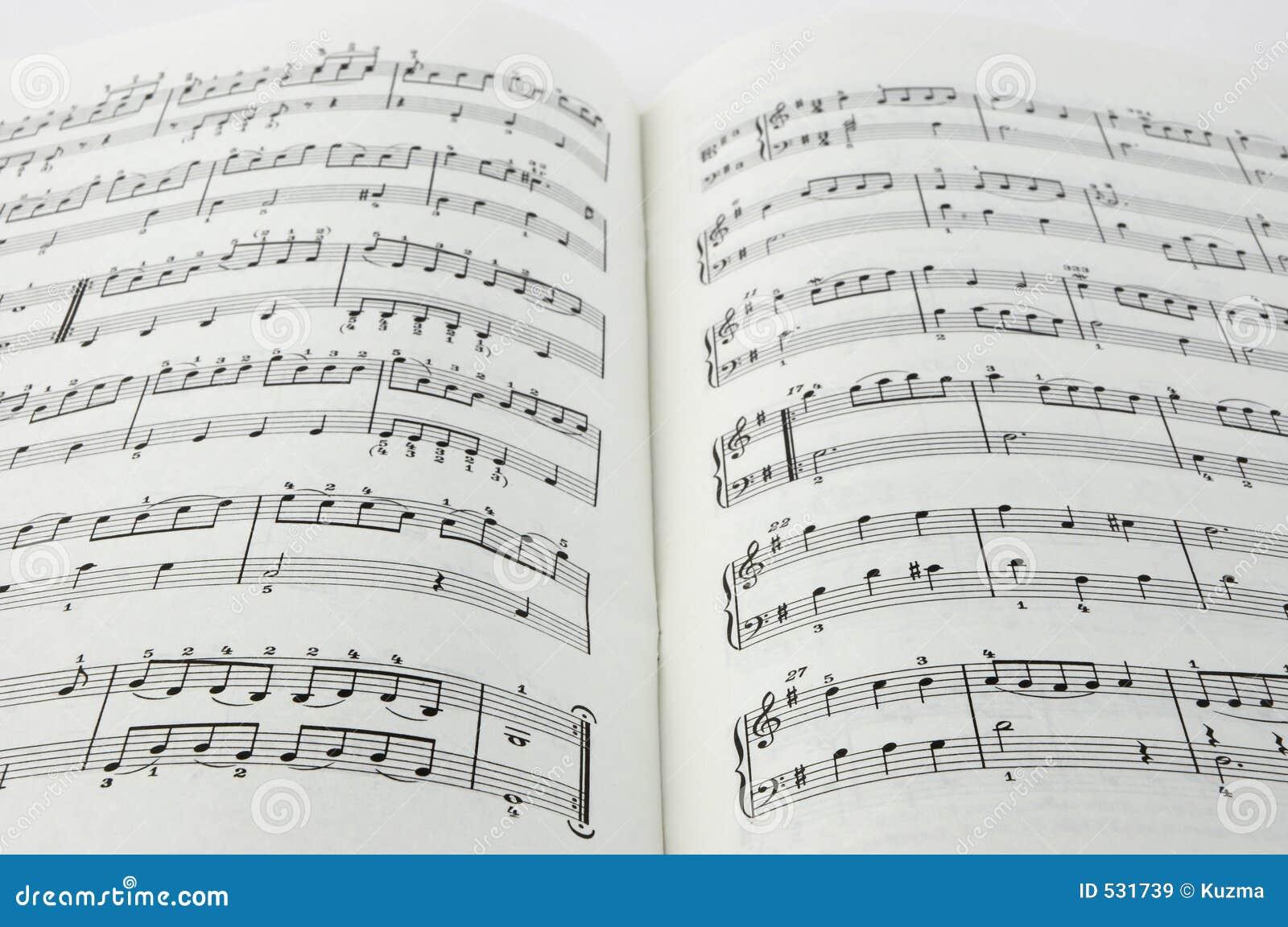 Música impressa