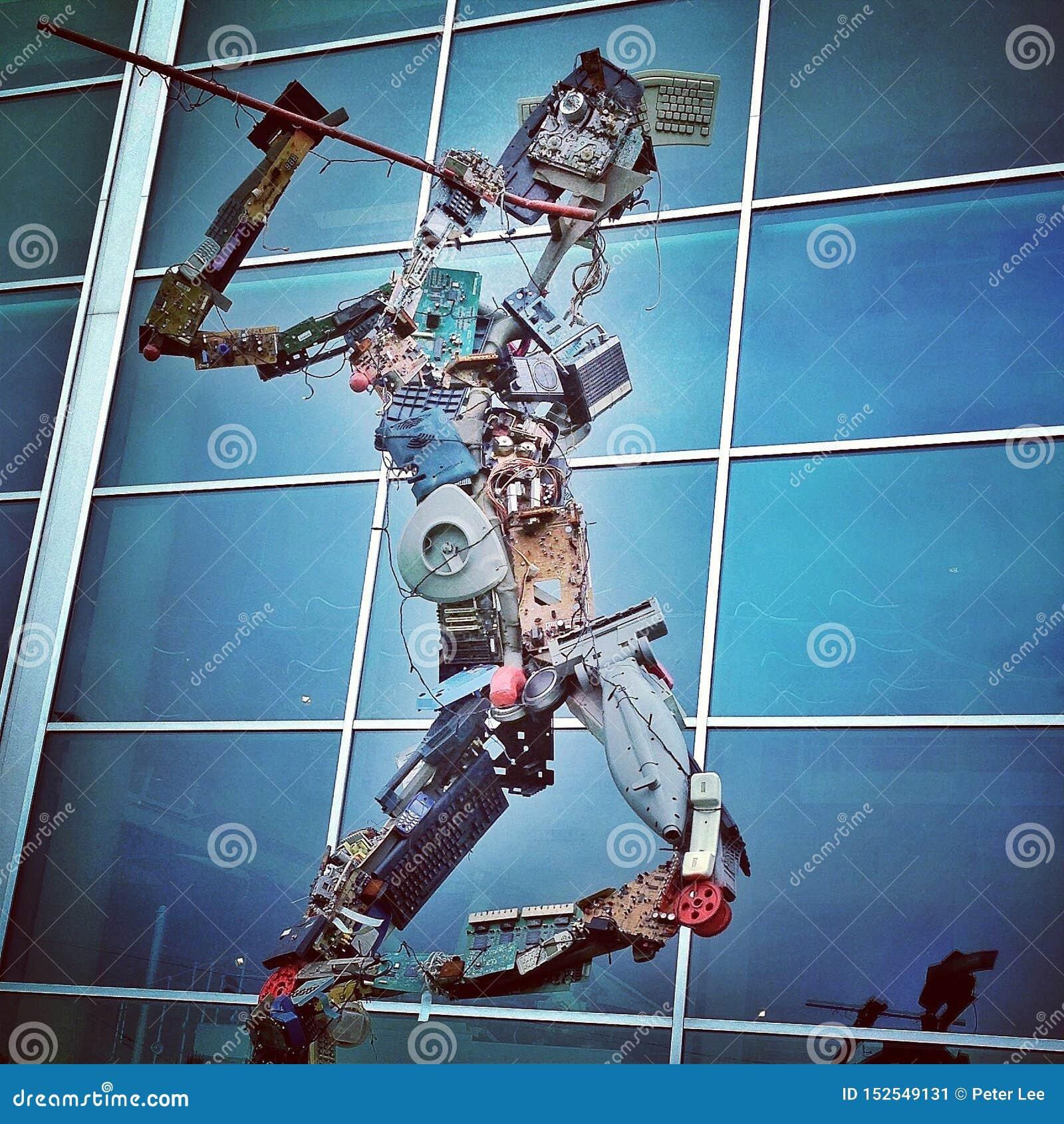 Músico del robot