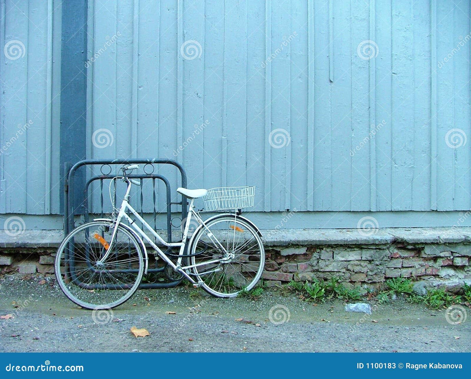 Müdes Fahrrad