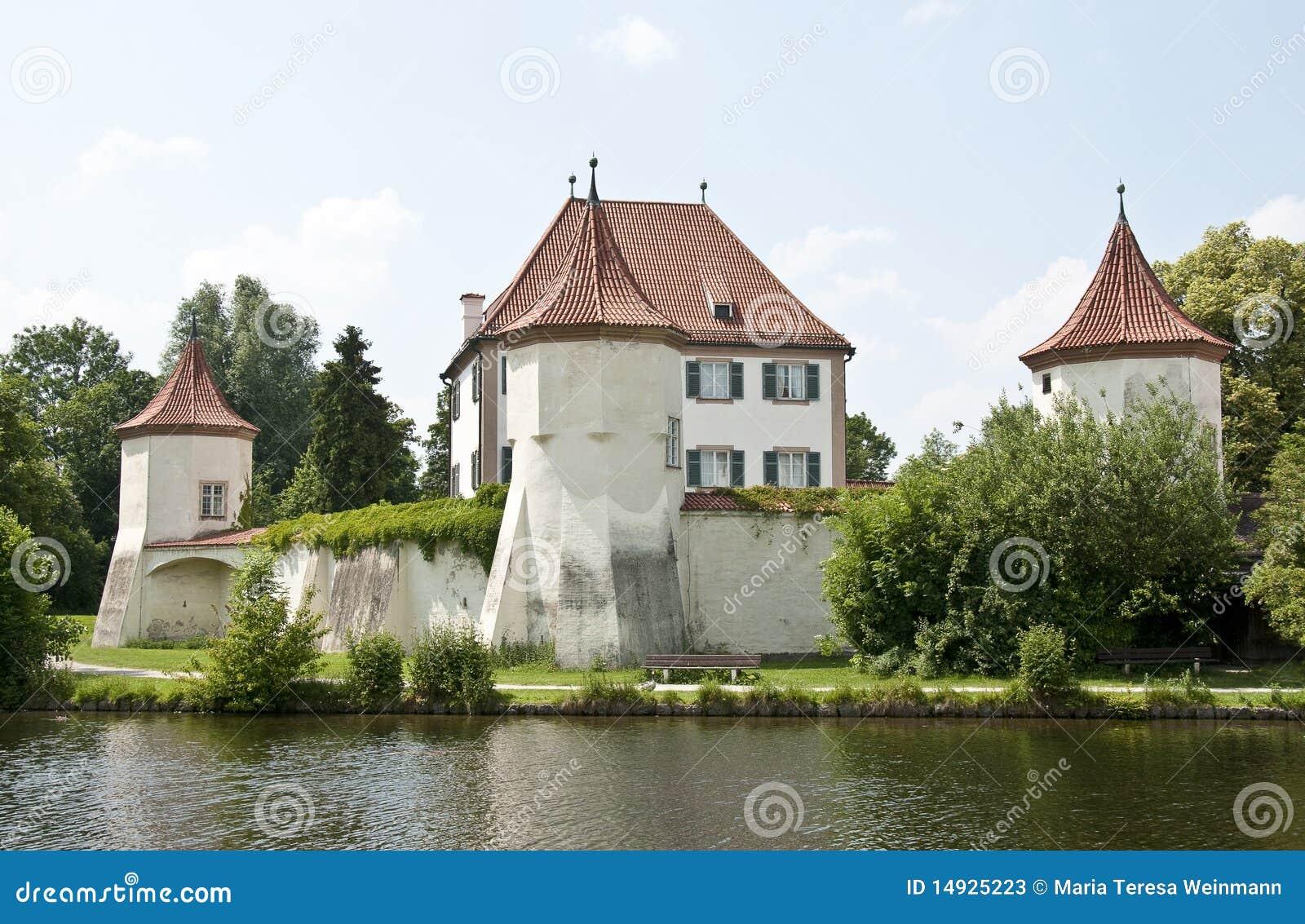 München - blutenburg Schloss