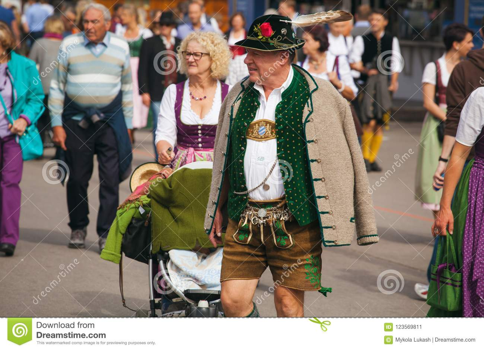 100% authentic 5a75a f3b39 München, Deutschland 27. September 2017: Hut Des Alten ...