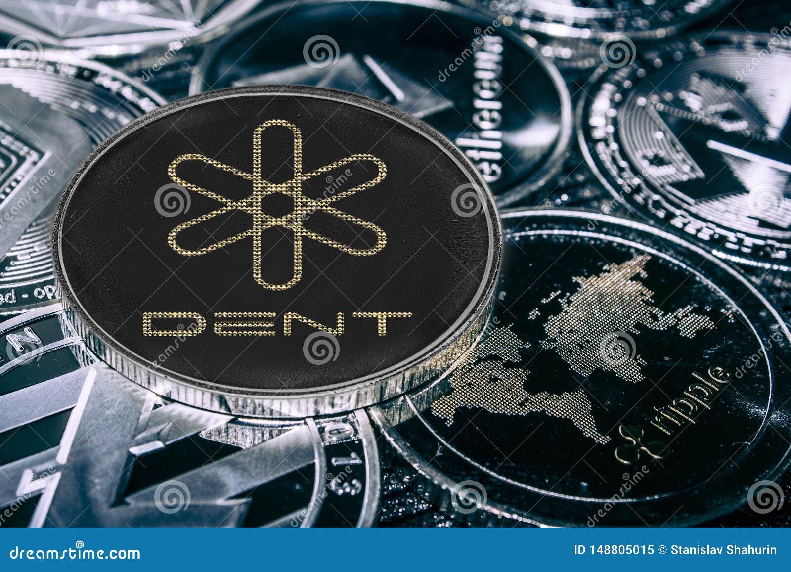 M?nze cryptocurrency Einbuchtung gegen die Haupt-alitcoins bifinex Zeichen