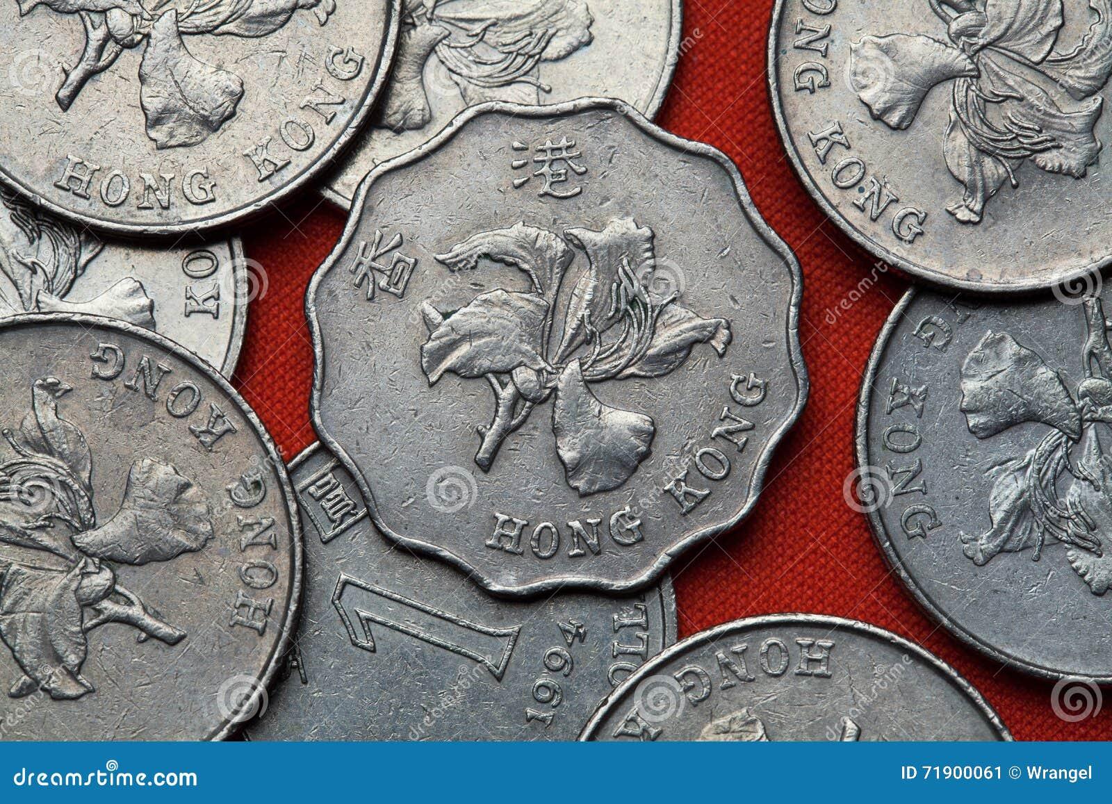 Münzen von Hong Kong