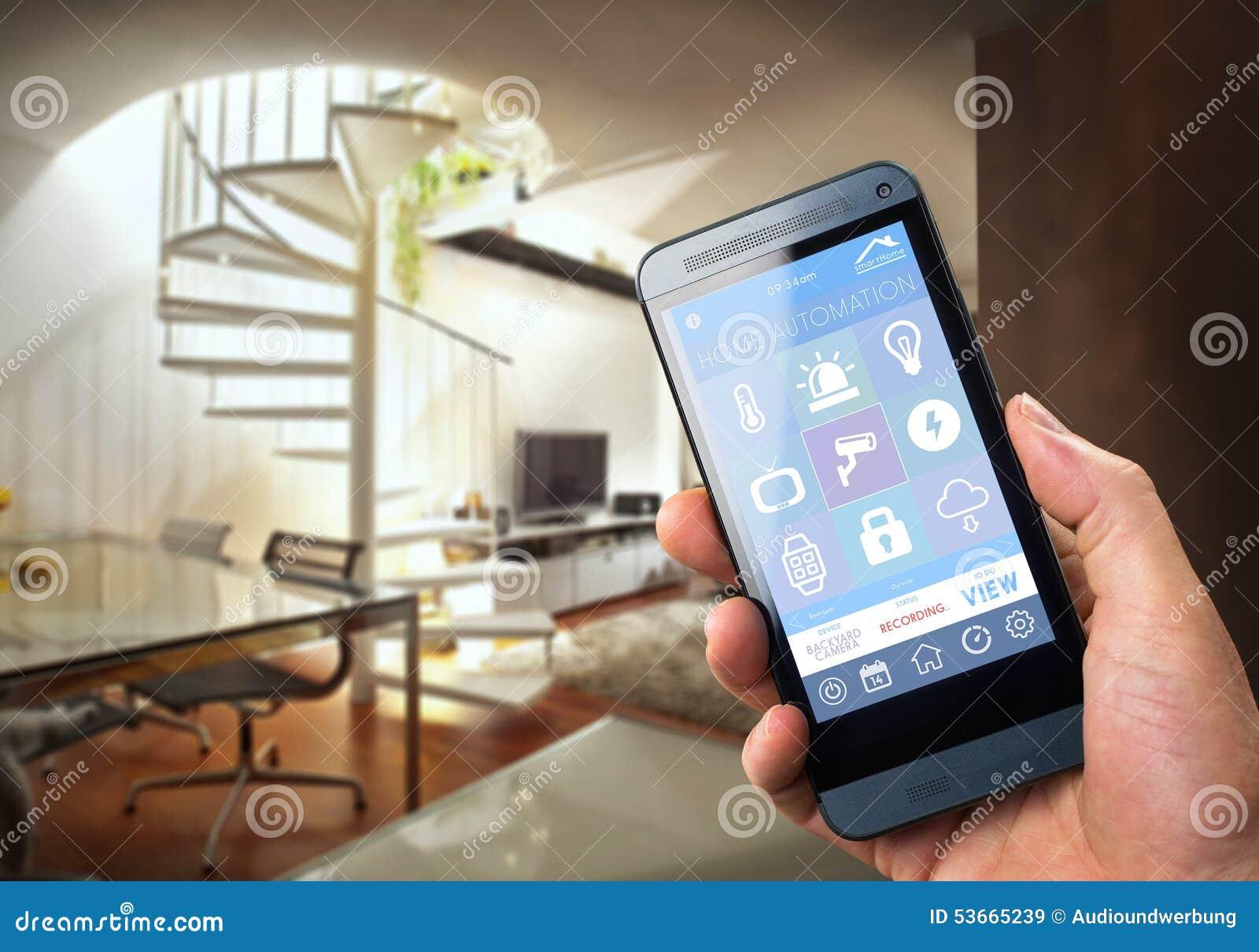 Mądrze Domowy przyrząd - Domowa kontrola