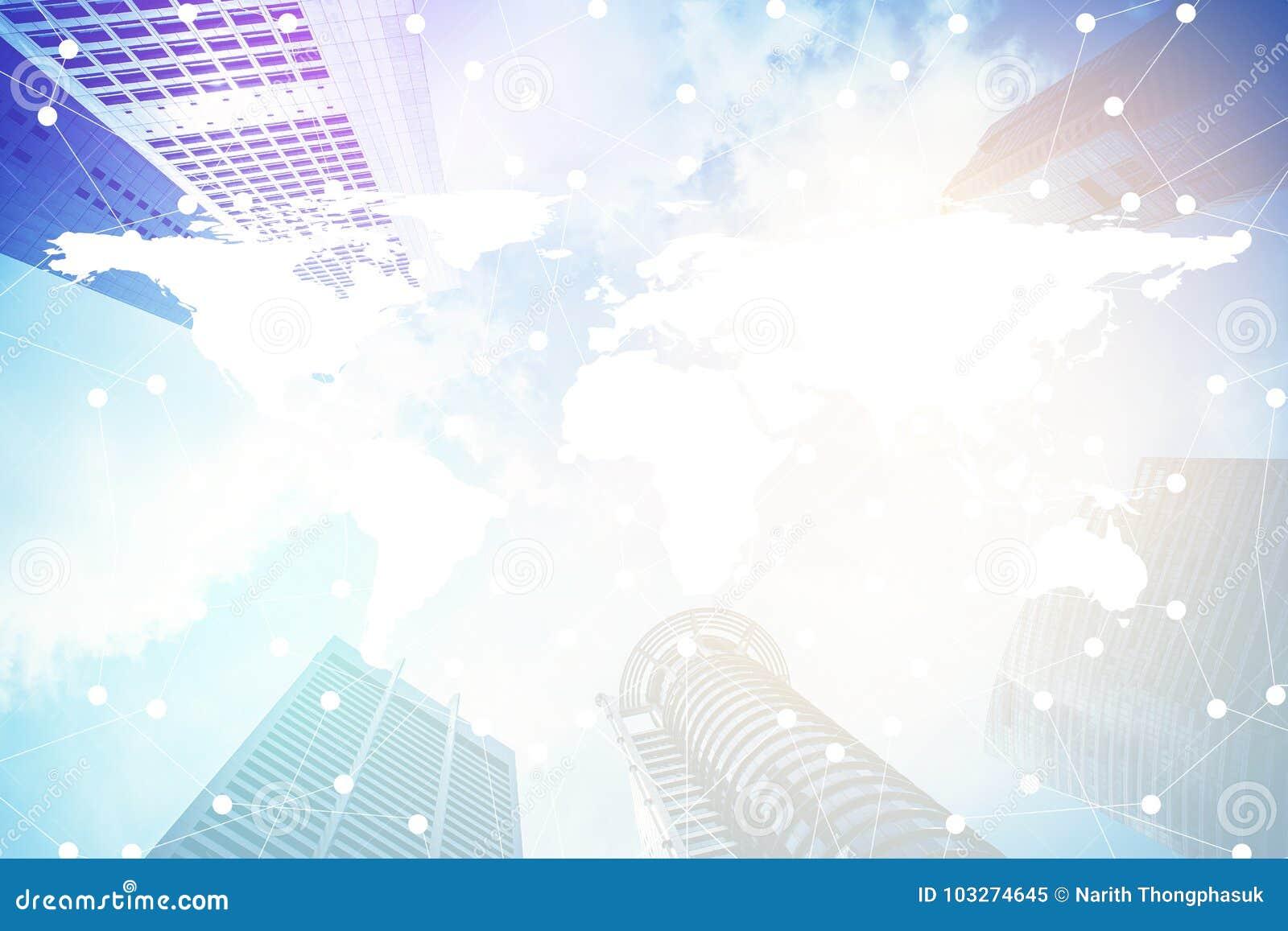 Mądrze internet z siecią i miasto - komunikacyjny związek na nowożytnym mieście