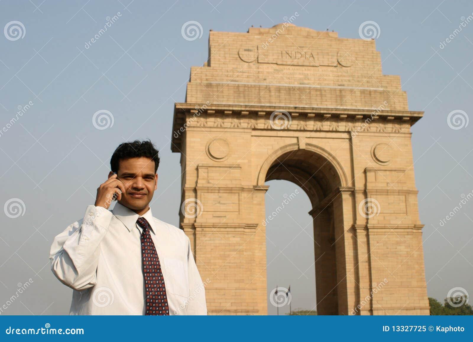 Mężczyzna indyjska wisząca ozdoba