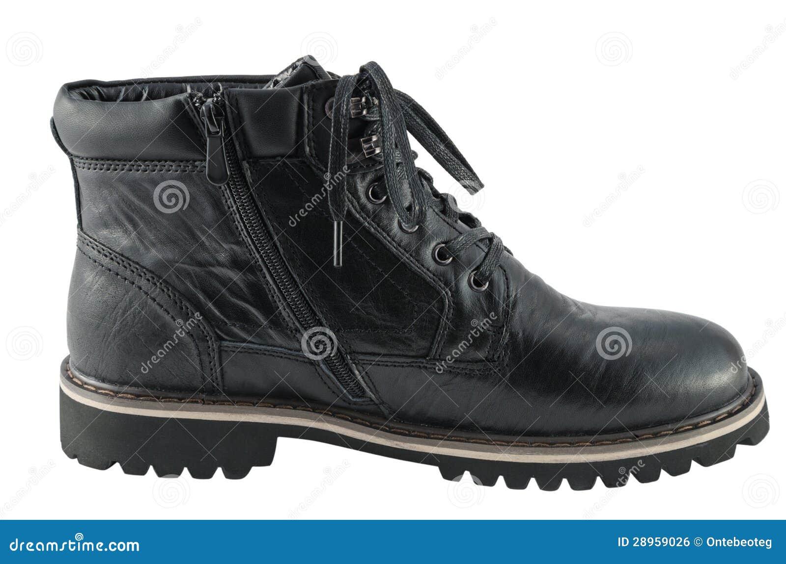 Męscy zima buty