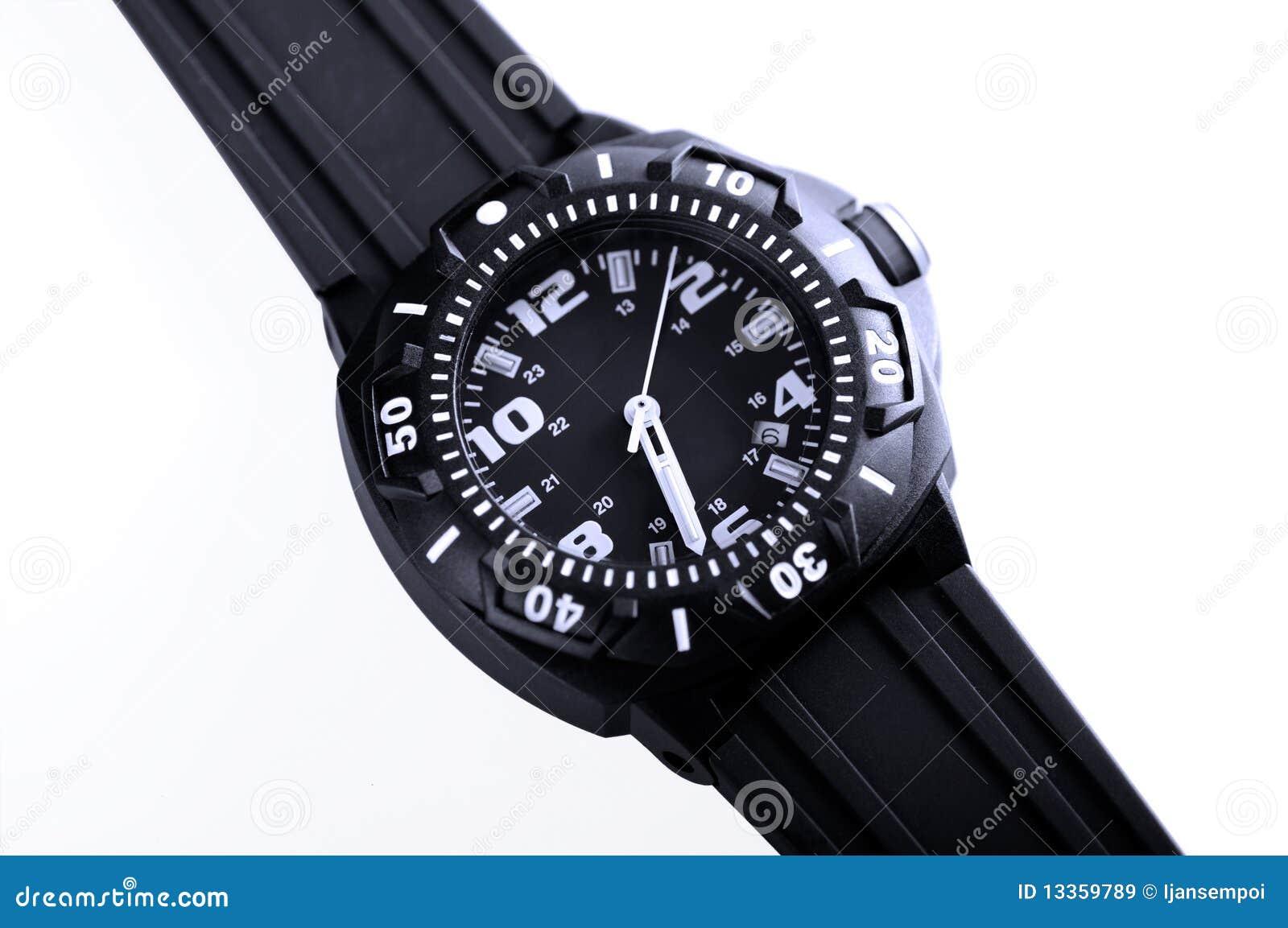 Męski wristwatch