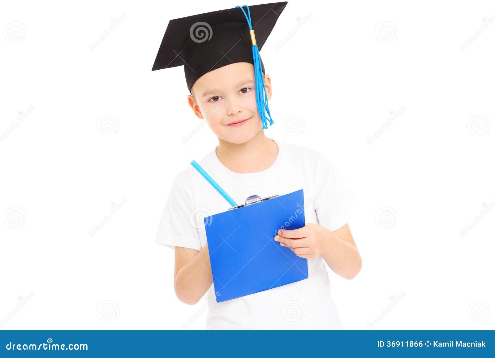 Młody uczeń