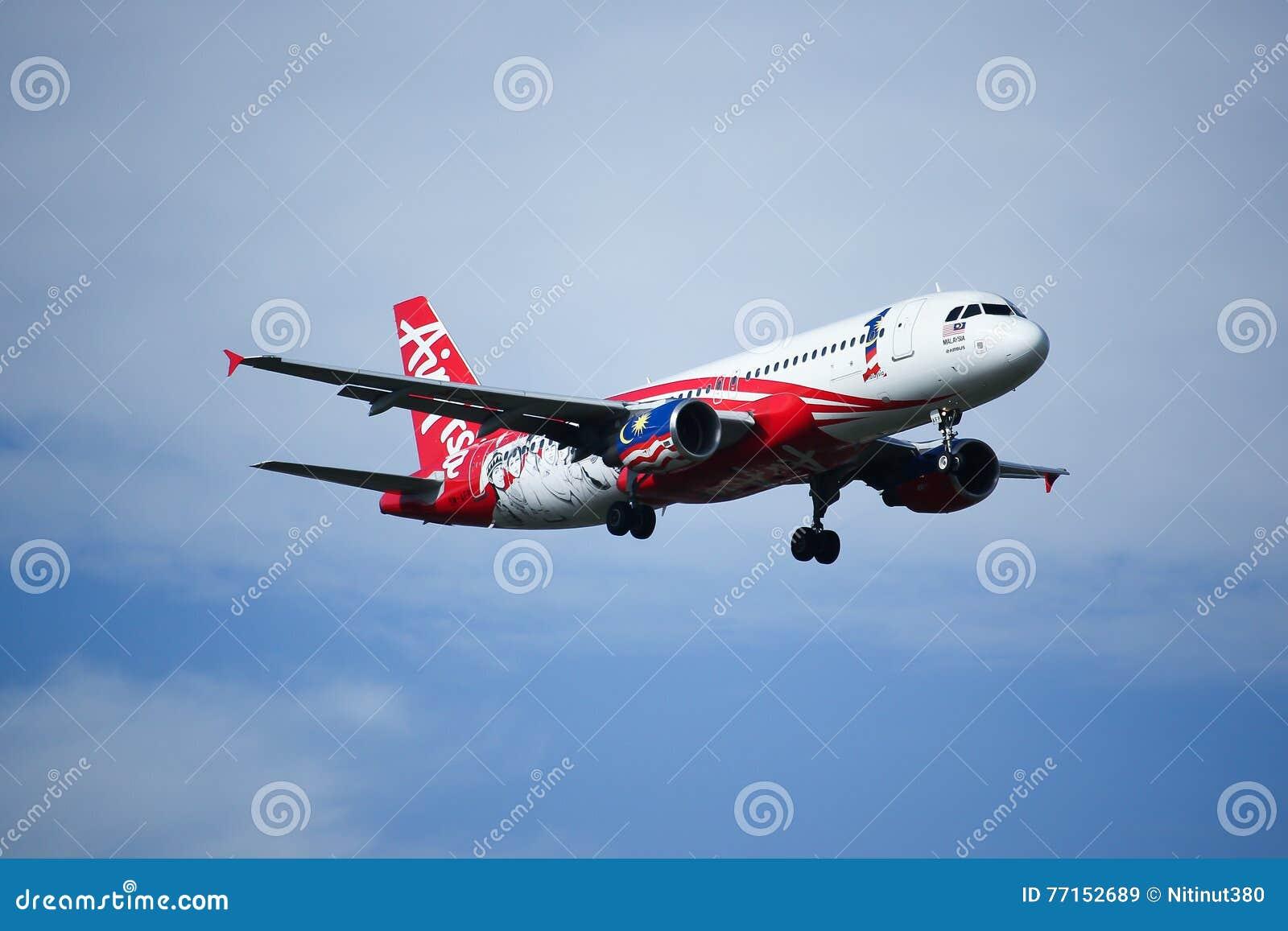 9M-AFP Airbus A320-200 d Air Asia