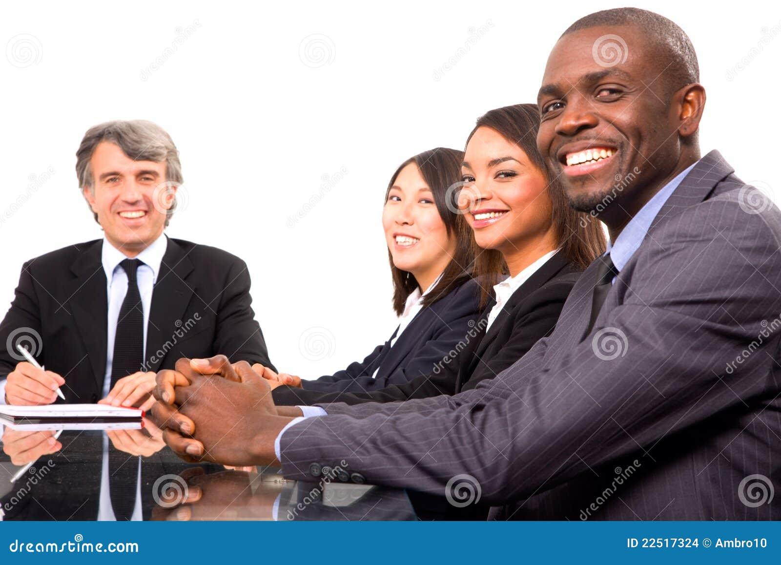 Mång- lag för etniskt möte