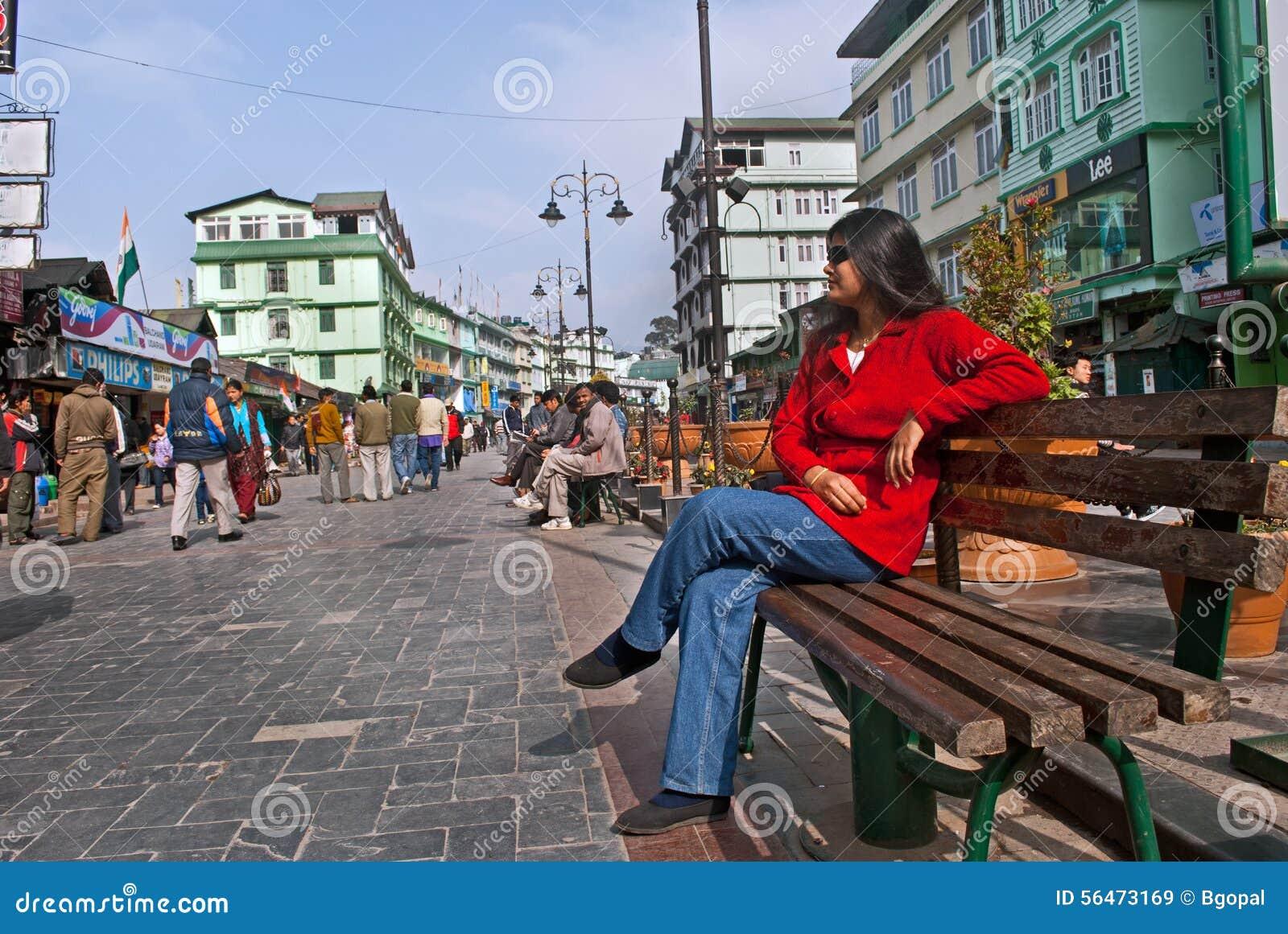 M G Marg, Gangtok