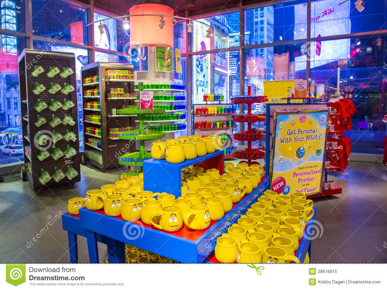 M&M world New York editorial image. Image of american ...