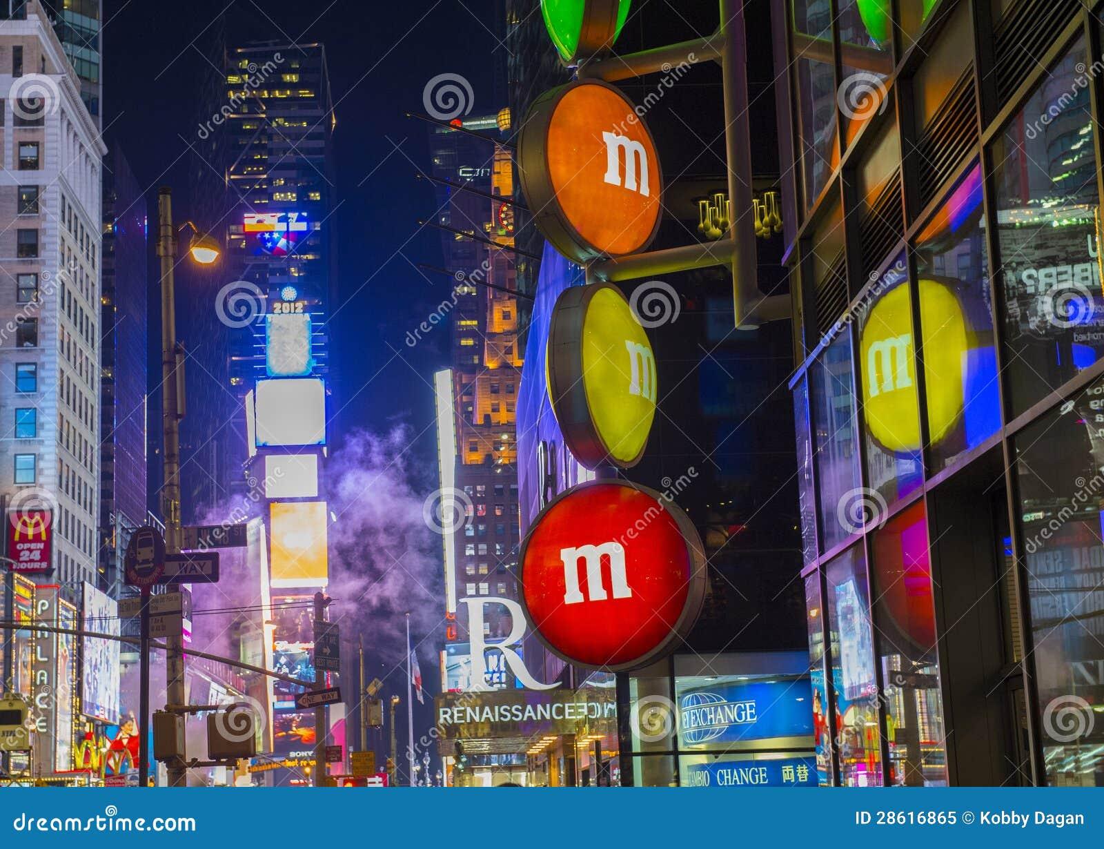 M&M World New York Editorial Image - Image: 28616815