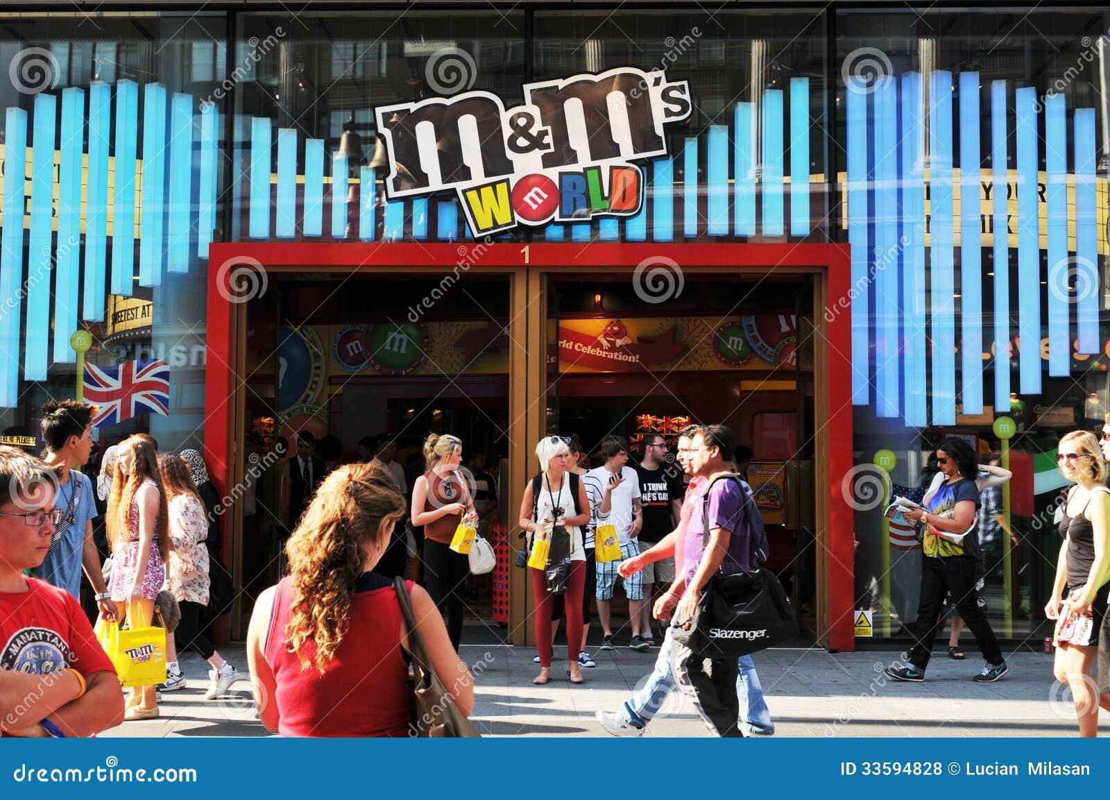M & MS SHOP