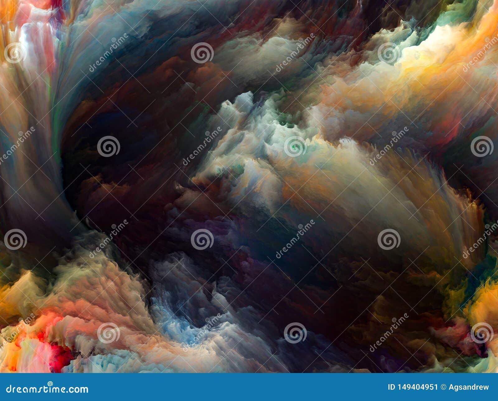 M?s all? del movimiento del color