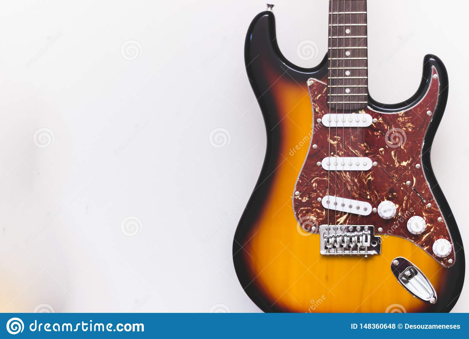 M?sica del instrumento musical de la guitarra ac?stica