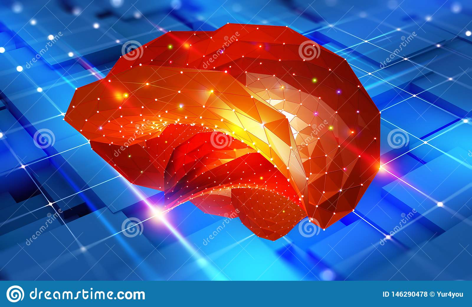 M?zg Cyber umys? i Cyfrowych Neural sieci