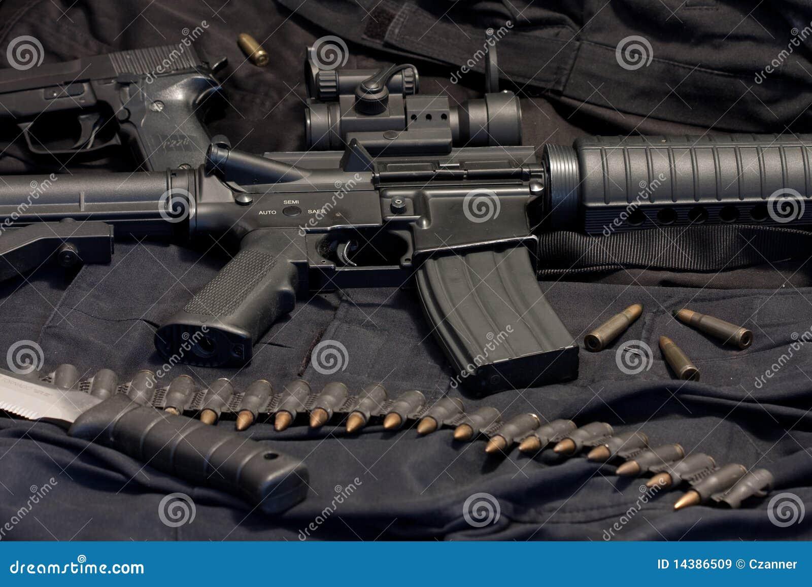 M4现代武器