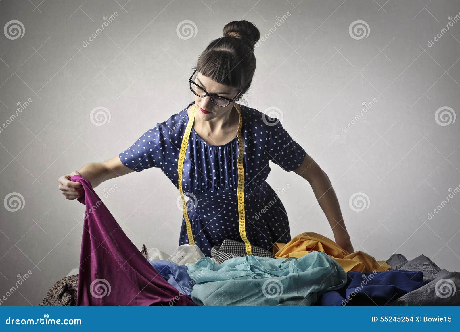 Maßgeschneiderte Kleidung