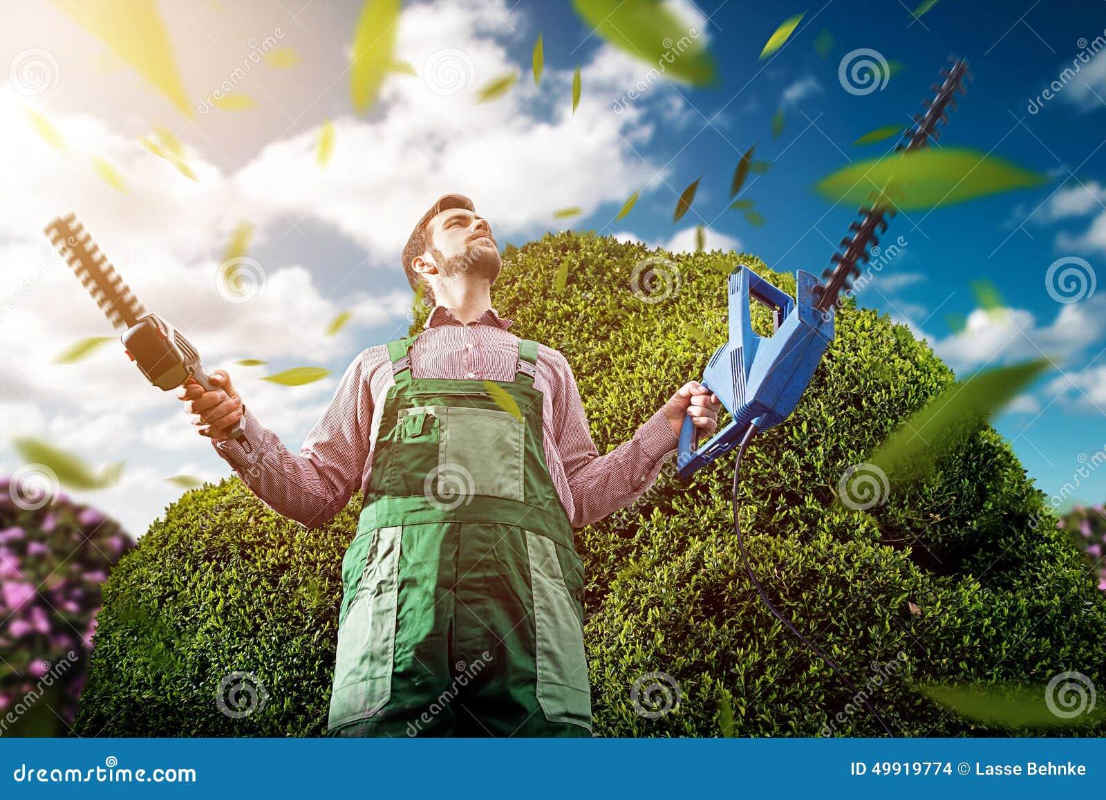 Maître de jardinage