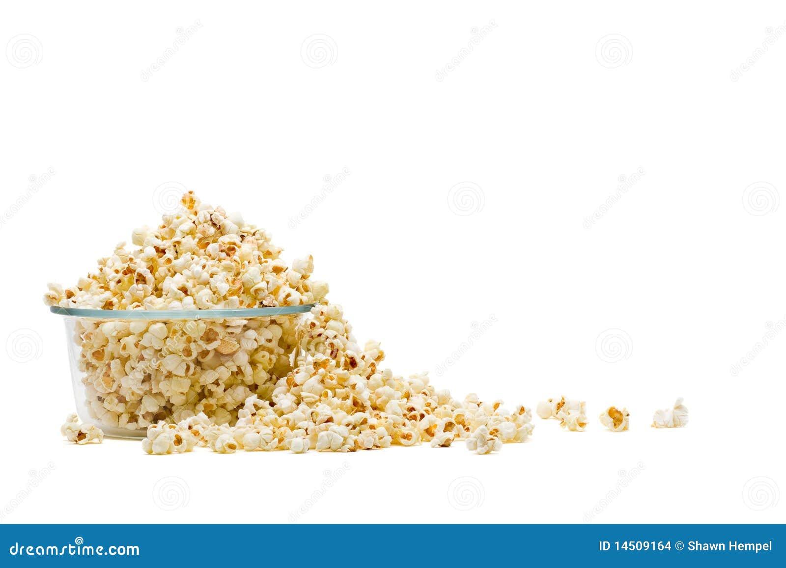 Maïs éclaté