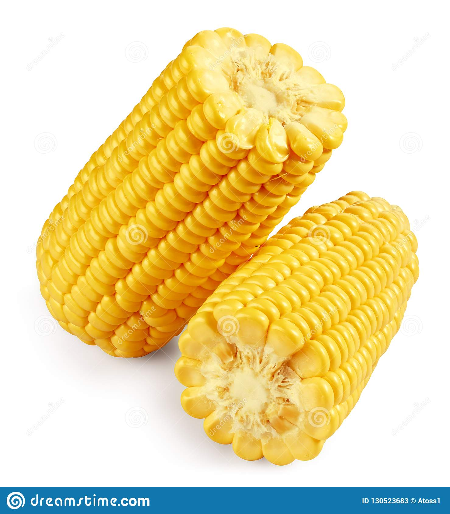 Maïskolven pitten