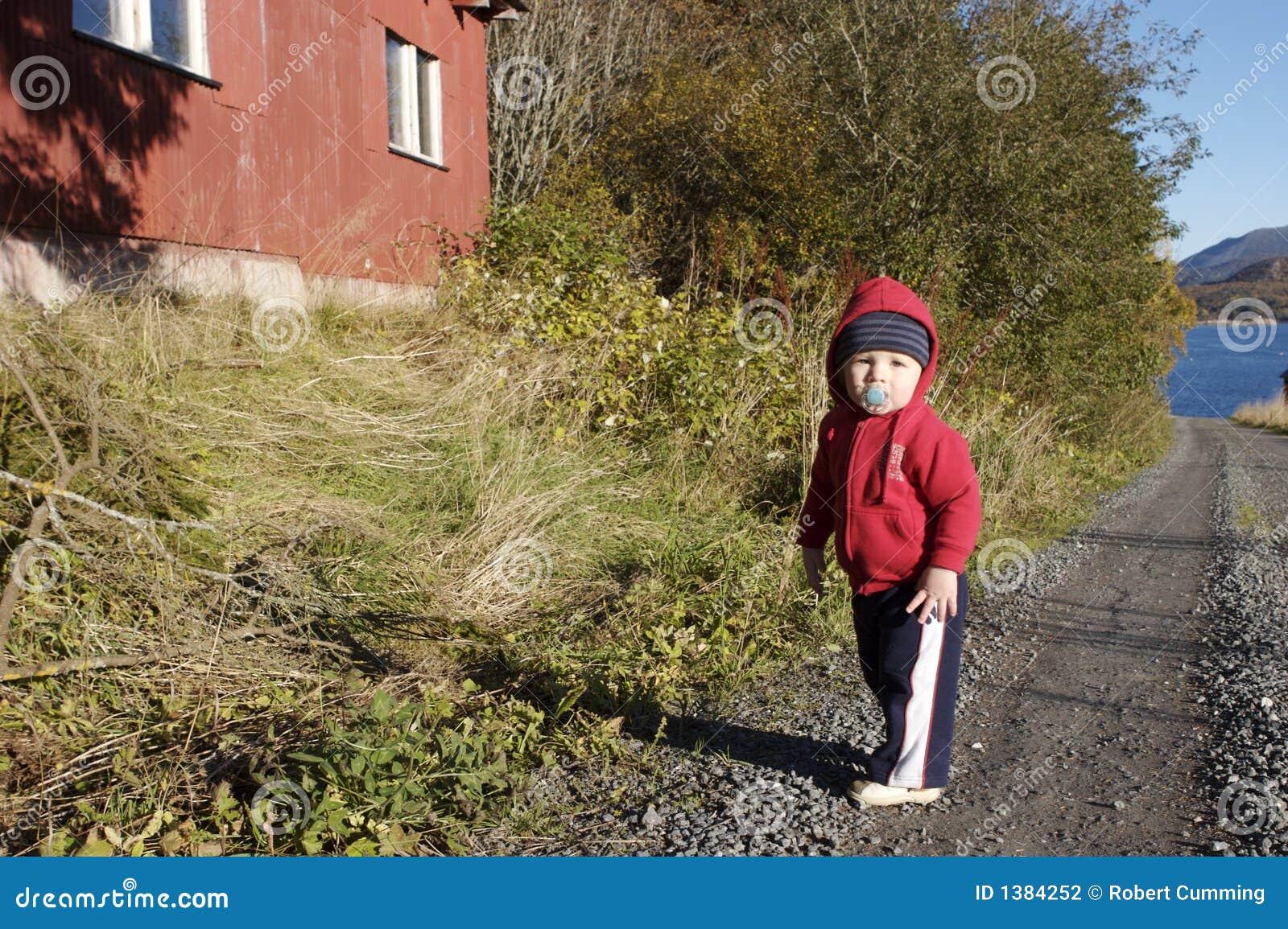 Mała droga chłopcze kraju
