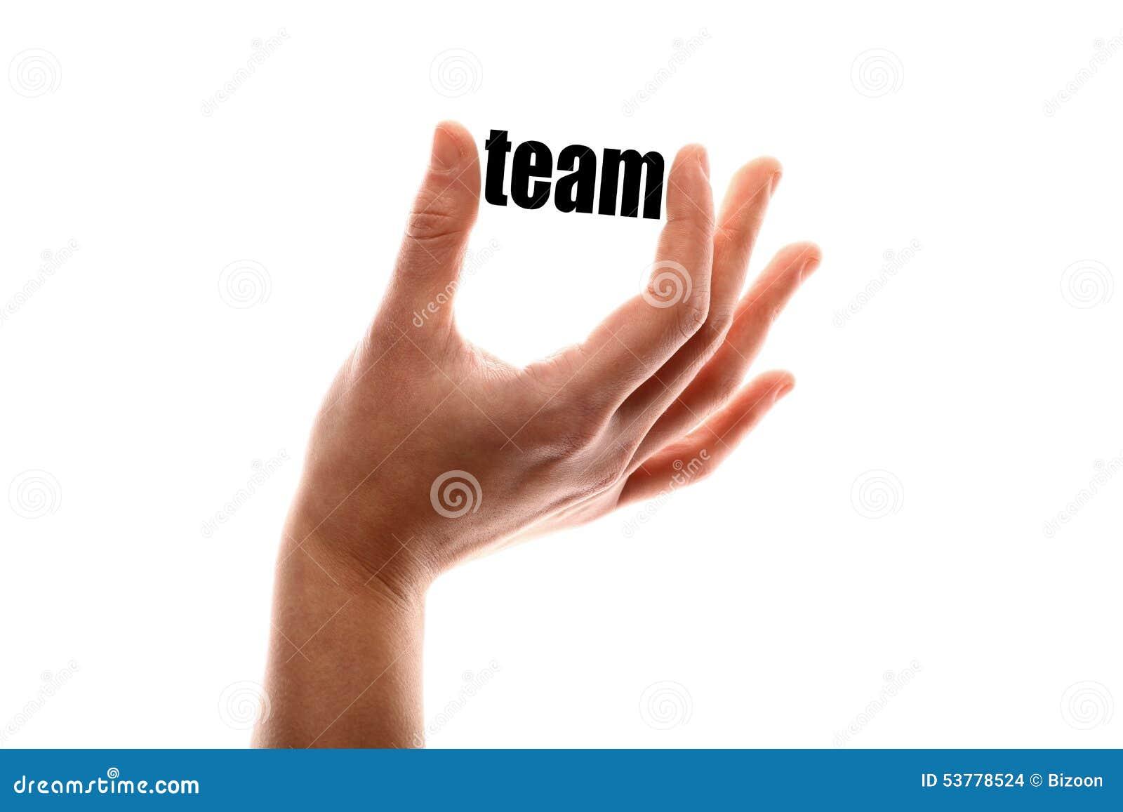 Mała drużyna