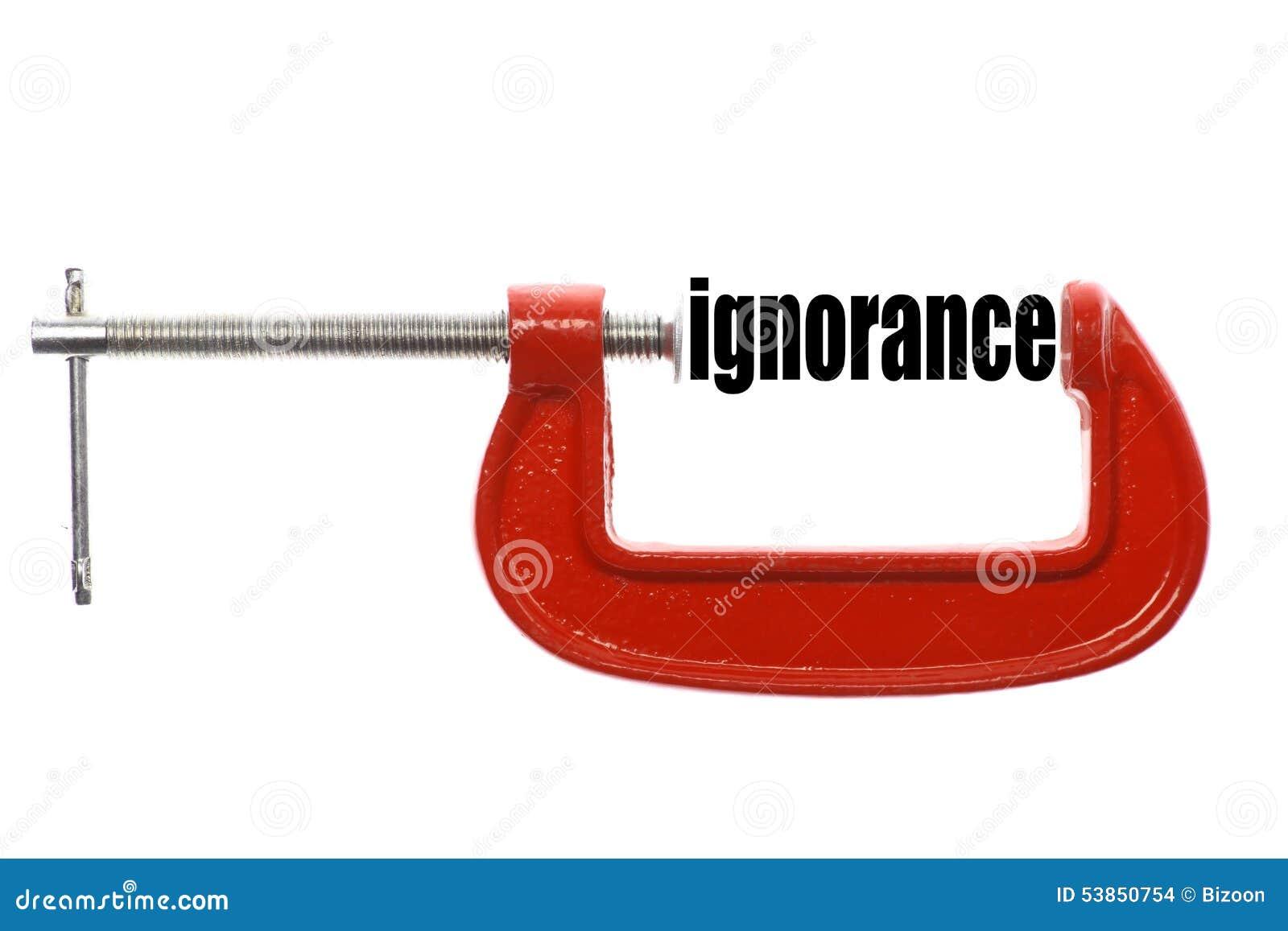 Mała ignorancja