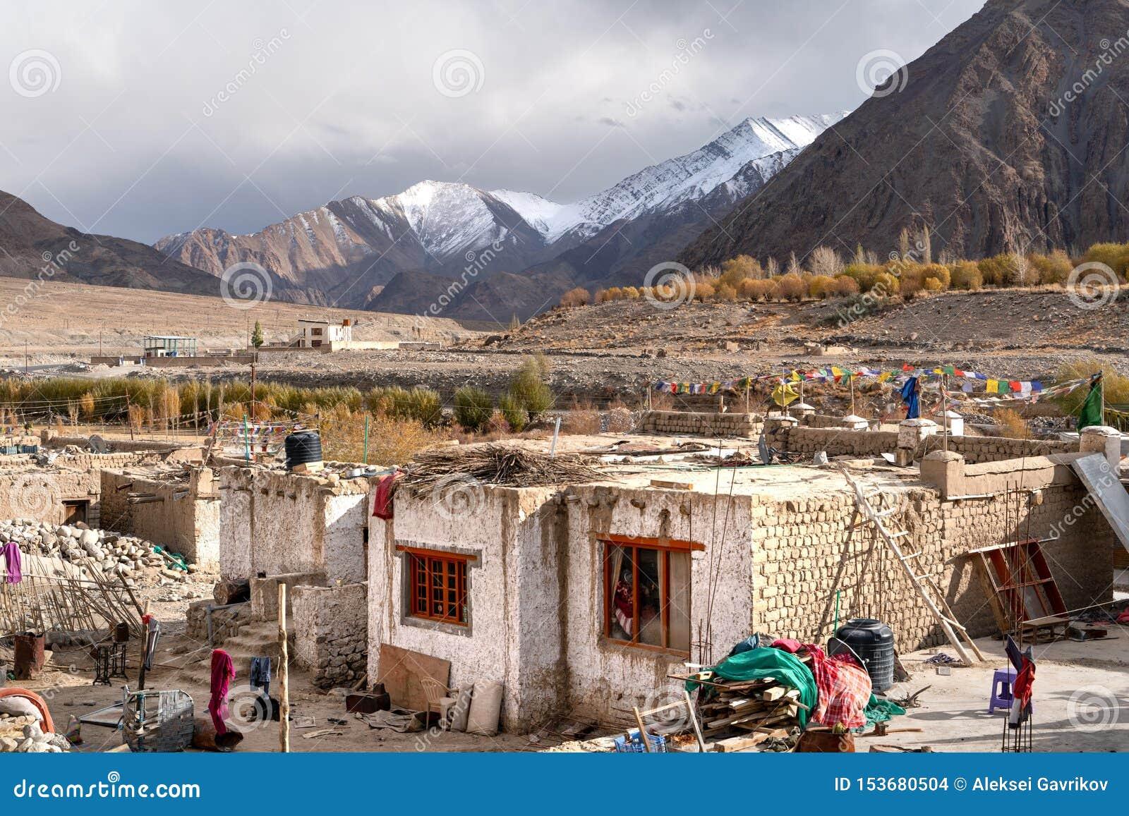 Mała wioska na sposobie Leh
