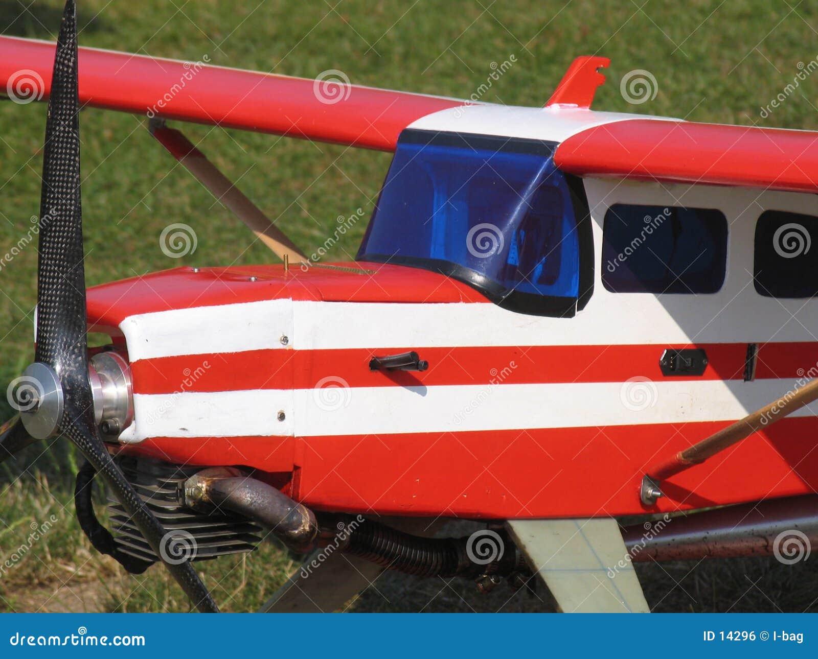 Mały samolot